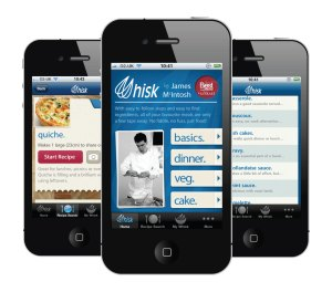 Whisk IPhone App